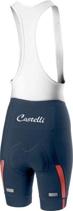 8d9b4d8f6127 Castelli 15046 VELOCISSIMA Dámske kraťasy s trakmi
